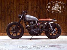 Racer Factory #00 Street-Tracker Yamaha XS 650 1977