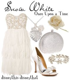 ABC Once upon a time: Snow White. I. Love. This. Show. <3