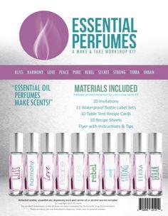 Essential Perfumes Make