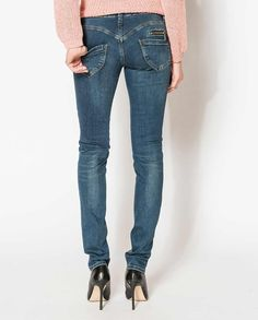 ... freeman t. porter. jean alexa slim flexy night, femme, super slim - jean  - a0c80c24e7a