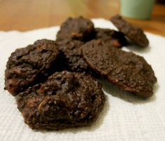 Chocolate Chia Chunks