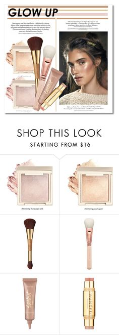 """Highlight Yourself"" by aleksandravidic ❤ liked on Polyvore featuring beauty, MAC Cosmetics, H&M, tarte, ZOEVA and Wander Beauty"