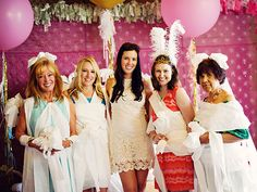 Fun bridal shower games and activities