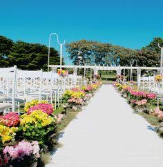Seu casamento - Campo - Cores ao ar livre - Figurino Noivas - O melhor site de casamento