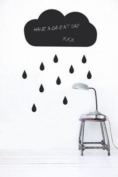 {Happy sunday} Rainy day | www.rueduchatquipeche.blogspot.com