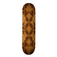 Navajo Pattern Skateboard