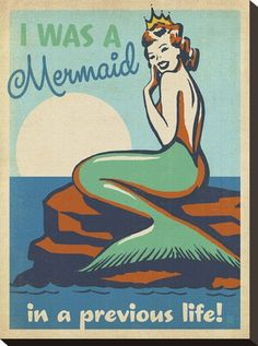 Mermaids, Wall Art and Home Décor at Art.com