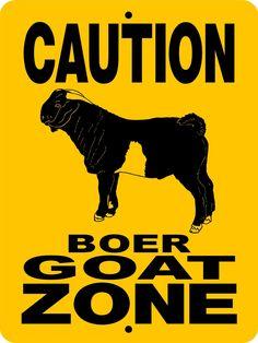 "GOAT SIGN,9/""x12/"" Aluminum Sign,Animals,Farm sign,Goats,llama,Nubian,NGNG1"