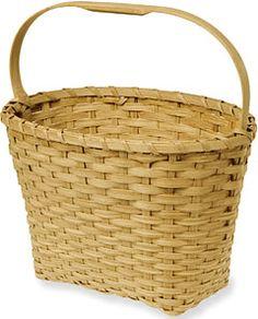 Split Oak Market Basket