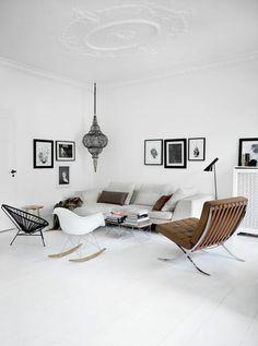 Moderne Sessel Entspannungssessel Weißer Sessel Wohnideen Wohnzimmer |  Möbel   Designer Möbel   Außenmöbel | Pinterest