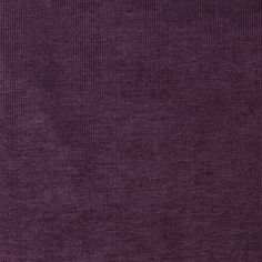 Plum Purple Lilac Solid Stripe Texture Plush Velvet Upholstery Fabric