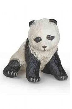 Papo Sitting Baby Panda at theBIGzoo.com, a family-owned gift shop with 12,000+ animal-themed items.
