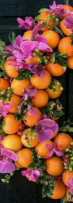 Pink and orange Orange Fruit, Orange Yellow, Orange Color, Orange Fashion, Pink Fashion, Pink Love, Red And Pink, Light Therapy, Tutti Frutti