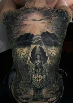 Awesome tatoo....