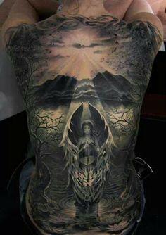 Awesome tatoo....