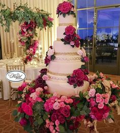 Wedding Cake Inspiration - Royal Cakes & Design
