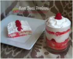 raspberry dream dessert a yummy recipe whether it's in bars, cake or cheesecake form!