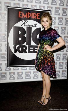 Chloe Moretz Big Screen Event | Chloe Moretz Hot