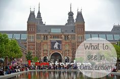 What to see in Amsterdam? I show you the most interesting places: https://christinefromvienna.com/2016/07/03/reisen-amsterdam/