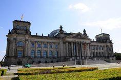 Palazzo del Reichstag, Berlin, Germany