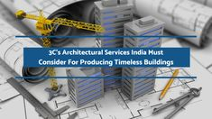 Developing strict guidelines for an architectural design process may not be possible. However, the providers of Architectural Services India can certainly follow some basic fundamentals to streamline the process. Taking care of the above mentioned 3C's can help a designer produce functionally efficient and aesthetically pleasing buildings for their clients.