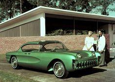 1955 Chevrolet Biscayne XP-37 Concept