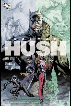 Batman - Hush - Jim Lee