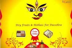 Send Dry Fruits and Mithais to Your Dear Ones this Festive Season.  Exquisite Range of Gift Ideas: http://is.gd/DussehraGiftIdeas