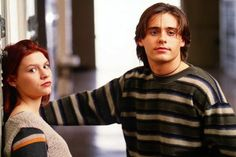 After seeing every Nylon girl reference My So-Called Life for the past 7 years, I finally caught up on the 90s show about 2 years ago. Officially obsessed with Angela Chase & Jordan Catalano. (Yes, that's a young Claire Danes and Jared Leto.) <3