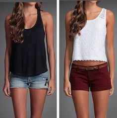 Abercrombie & Fitch outfit