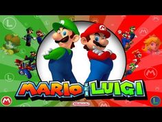 Community Choice result: Mario or Luigi >> i'd have gone for Luigi as well