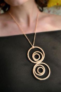 collar aros ganchillo (3)