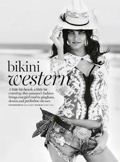 bikini western: barb