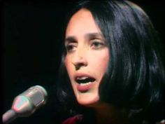 Joan Baez - let it be (live in France, 1973). This is just about my favorite version of this song.