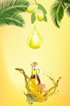 Flat Background, Yellow Background, Background Images, Oil Painting Background, Oil Painting Abstract, Cooking With Olive Oil, Cooking Oil, Get Rid Of Corns, Backgrounds