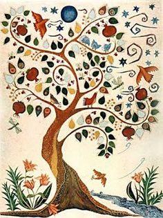 Tree of Life;  Artist: Karla Gudeon
