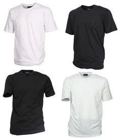 http://www.the-big-gentleman-club.com/zwei-stueck-casa-moda-t-shirt-in-v-oder-o-neck-xxl-uebergroesse.html Doppelpack O-Neck 092180 und V-Neck 092183 T-Shirt aus 100 % Baumwolle in schwarz oder weiß.