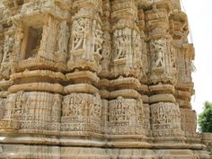 Chittorgarh Fort-A Monumont Of Rajasthan(India)