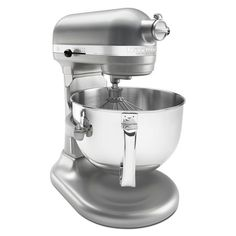 An essential addition to your well-appointed kitchen, this classic stand mixer offers attachments for mixing, kneading, and whipping ingredients into culinar...