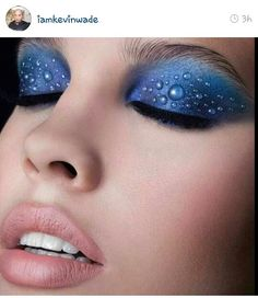 Water drops #mycollection #evatornadoblog #makeupideas #bestlooks @evatornado