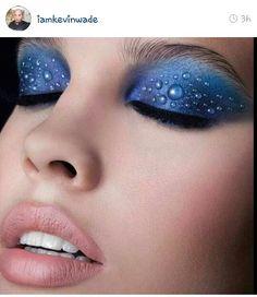 Water drops #mycollection #evatornadoblog #makeupideas #bestlooks @evatornado