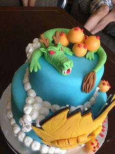 dragon ball cake - Buscar con Google