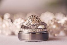 Ring shot. Wedding photography by Julia Kovalenko Photography. Birmingham, AL.