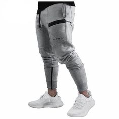 Mens Designer Gym Bottoms Fitness Gear, You Fitness, Gym Classes, Outdoor Wear, Personal Goals, Confidence Building, Workout Gear, Bodybuilding, Sweatpants