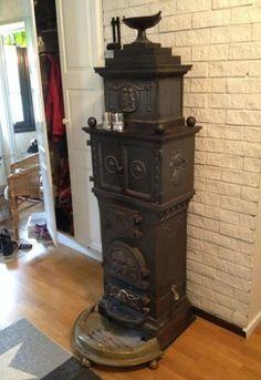 Morsø wood stove -1918
