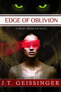 Book Review:  Edge of Oblivion by J.T. Geissinger - Alexia's Books and Such #bookreview