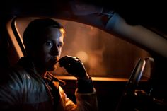 The lighting in Drive may be my favorite lighting in cinema.  They used the shadows brilliantly and the contrast between the orange and the blue drove me wild!  Drive, Newton Thomas Sigel
