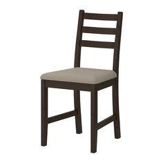 IKEA - LERHAMN, Tuoli, Päällinen on konepestävä.