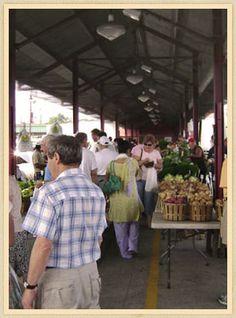 Sunday is a market day @ Paterson Farmers Market in New Jersey 7am - 6pm http://farmersmarketonline.com/fm/PatersonFarmersMarket.html
