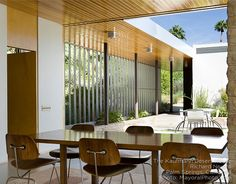 Richard Neutra - Kaufmann Desert House